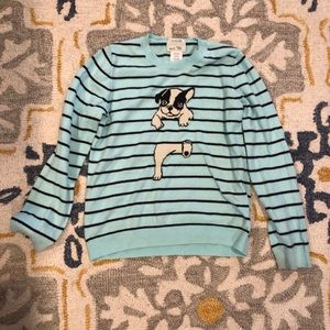 Adorable Crew Cuts sweater, size 8